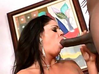 Kelly Leigh Interracial Blowjob Hardcore Fuck