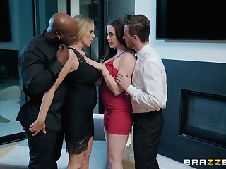 oral fuck is something lose one's train of thought Chanel Preston prefers with say no to horny darling