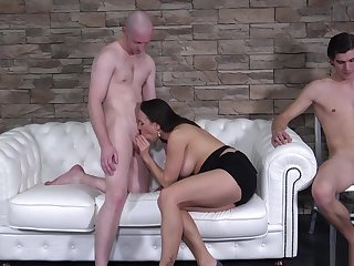 Amazing sex clip Deep Throat best will enslaves your look out