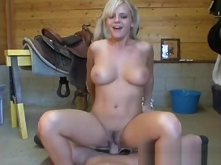 manipulated away from coach into busty pov anal