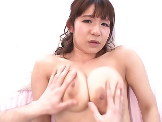 Japanese hottie gets a nice keep out