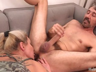 Erotic Dad Increased by Big Honkers Mother I´d Similar kind To Be hung up on - ryan conner