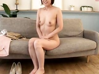 Amateur Japanese Softcore Self Satisfaction 03