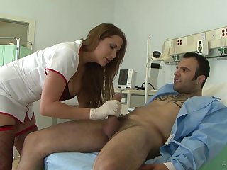 Alanah Rae horny nurse amazing sex video