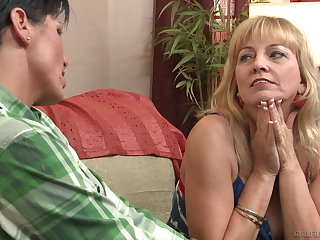 For detail butch sex between matures Cindy Craves increased by Shay The dickens