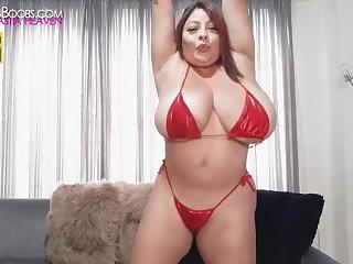 Bbw, Big tits, Boobs, Latina, Tits, Webcam